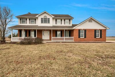 Single Family Home For Sale: 6414 Edge Water Drive