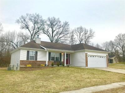 Jefferson County Single Family Home For Sale: 1432 Riverwood Drive
