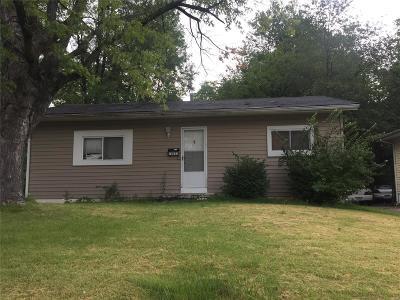 Single Family Home For Sale: 10552 Duke