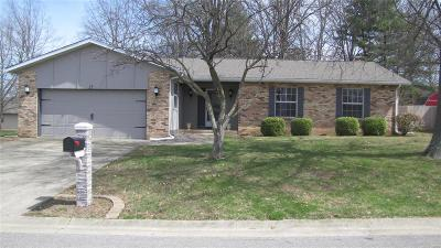 Shiloh Single Family Home For Sale: 13 Acorn Lake Drive