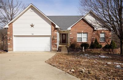 Bonne Terre MO Single Family Home For Sale: $238,900
