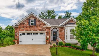 St Louis Single Family Home Active Under Contract: 11054 Greystone Estates Drive