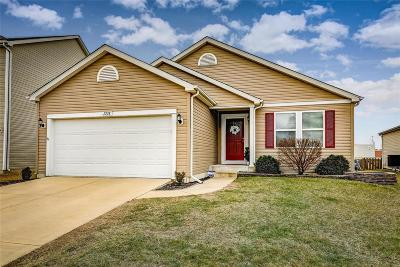 Belleville IL Single Family Home For Sale: $184,900