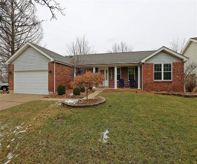 Fenton Single Family Home For Sale: 1721 Purity Court