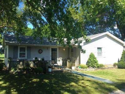 Monroe County Single Family Home For Sale: 17894 Monroe Road 900