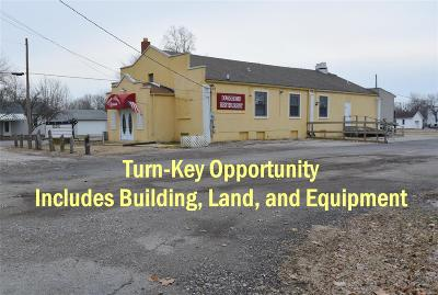 Commercial For Sale: 124 East Henry