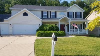 O'Fallon Single Family Home For Sale: 1544 Hunters Meadow