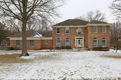 St Louis County Single Family Home For Sale: 17710 Drummer Lane