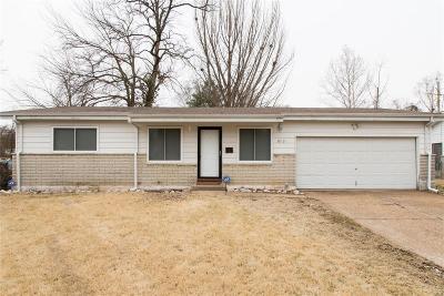 Single Family Home For Sale: 10261 Cedarhurst Drive