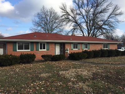 Single Family Home For Sale: 932 Werner Road