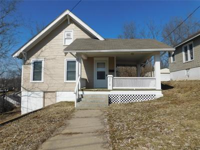 Hannibal Single Family Home Active Under Contract: 2218 Grace St.