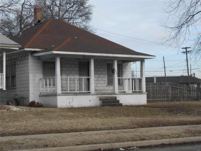 Granite City Single Family Home For Sale: 3049 Washington Avenue