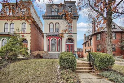 St Louis Single Family Home For Sale: 2118 Lafayette Avenue