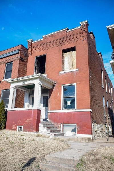 St Louis Multi Family Home For Sale: 3403 Utah