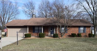 Swansea IL Single Family Home For Sale: $163,900