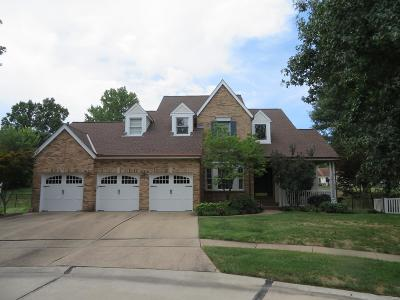 Wildwood Single Family Home For Sale: 419 Whitebird Court