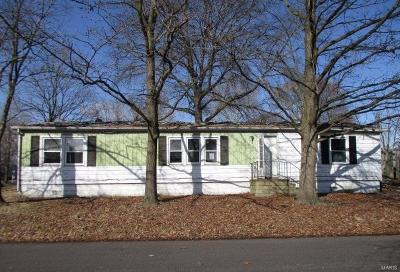Troy IL Single Family Home For Sale: $14,900
