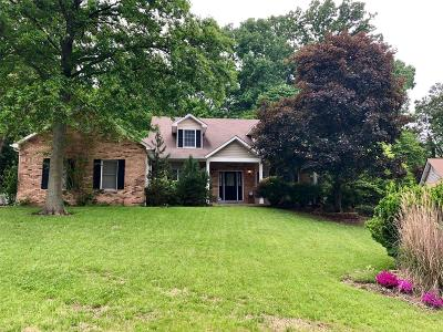 Single Family Home For Sale: 1267 Chateau Woods