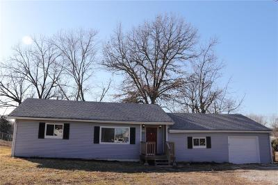 Pevely Single Family Home Active Under Contract: 8937 Commercial Boulevard