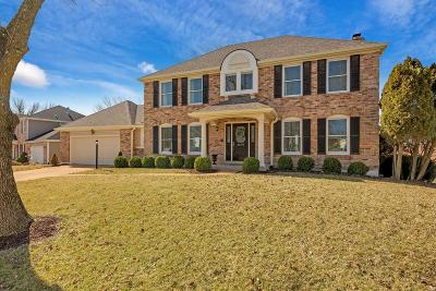 Wildwood Single Family Home For Sale: 1670 Timber Ridge Estates