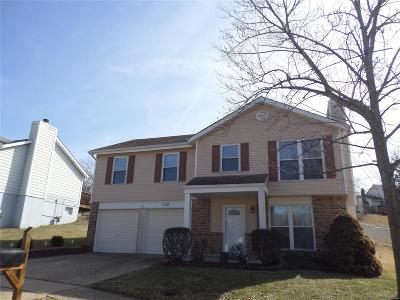 Single Family Home Active Under Contract: 568 Summit View Drive