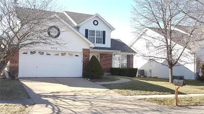 Ballwin Single Family Home For Sale: 1219 Bedford Falls Court