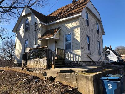Alton Multi Family Home For Sale: 732 Central Avenue
