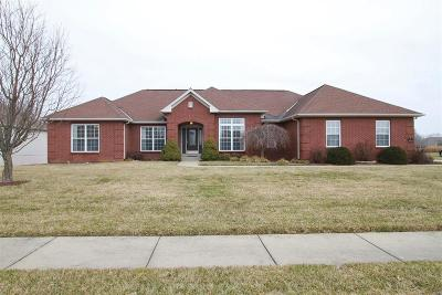 Single Family Home Active Under Contract: 3604 Wood Duck Drive