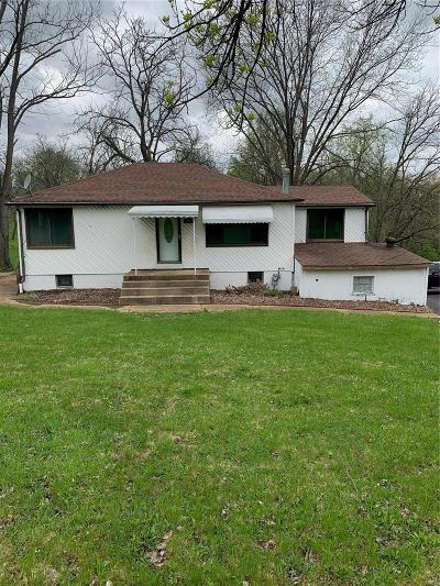 Arnold Single Family Home For Sale: 3741 Telegraph Road