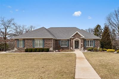 Single Family Home For Sale: 12481 Alswell Lane