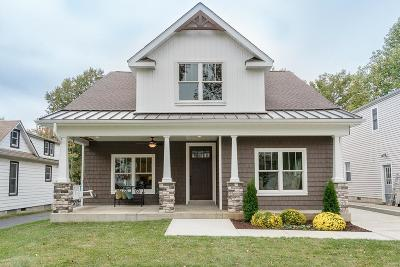 Kirkwood New Construction For Sale: 727 Cleveland Avenue