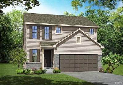 Wentzville Single Family Home For Sale: 1 Tbb Nicklaus @ Huntleigh Ridge