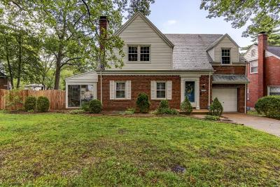 St Louis Single Family Home For Sale: 7413 Huntington