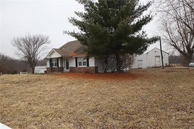 Wright City Single Family Home For Sale: 1834 County Farm Road