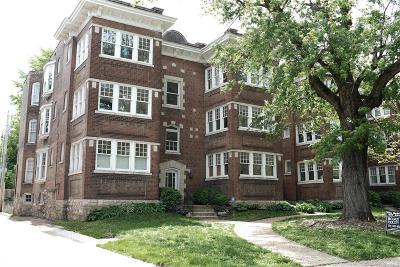 Lafayette Square Condo/Townhouse For Sale: 2050 Lafayette Avenue #2W