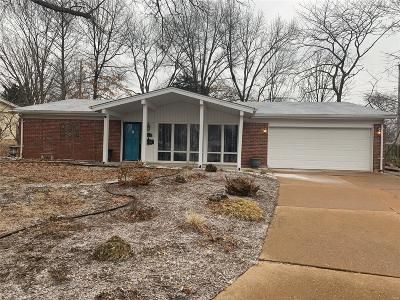 Single Family Home For Sale: 4824 Holmeswood