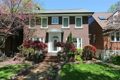 Clayton Single Family Home For Sale: 6347 Alamo Avenue