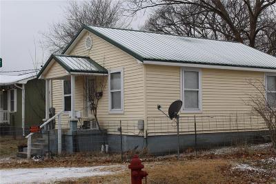Potosi Single Family Home For Sale: 808 Towle Street