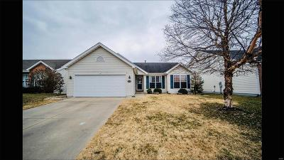 Belleville Single Family Home For Sale: 2923 Harvest Meadow