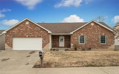 Marthasville, Lake Sherwood Single Family Home For Sale: 115 Rottmann