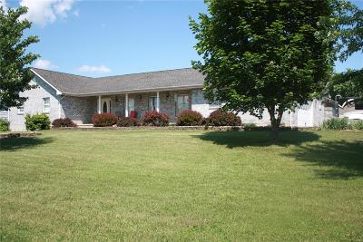 Bismarck Single Family Home For Sale: 857 County Road 31