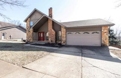 Single Family Home For Sale: 5950 Briarmist Place
