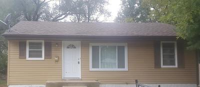Florissant Single Family Home For Sale: 125 Du Bourg