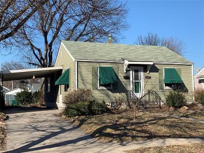 Granite City Single Family Home For Sale: 2629 East 27th Street