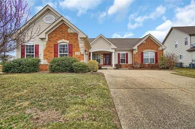 Shiloh Single Family Home For Sale: 3414 Chippewa