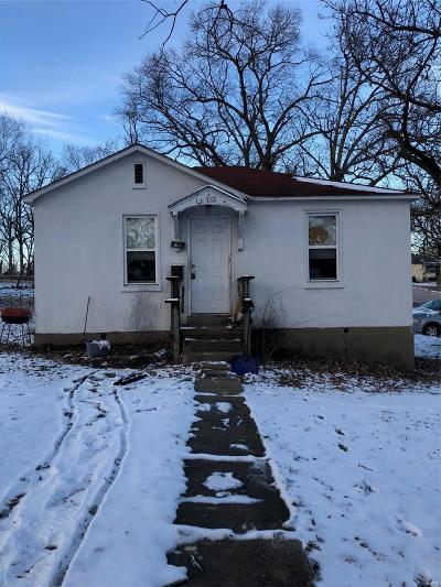 Franklin County Single Family Home For Sale: 337 Bland Street