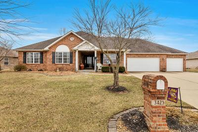 Swansea Single Family Home Active Under Contract: 3425 Rand Lane