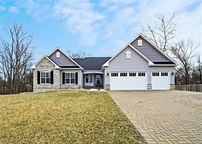 Eureka MO Single Family Home For Sale: $599,900