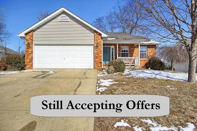 Glen Carbon Single Family Home Active Under Contract: 122 Bayfield Drive