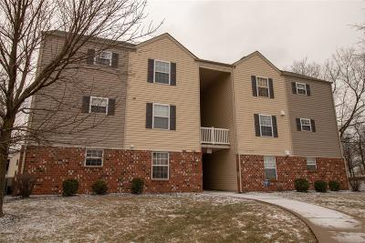 Lake St Louis Condo/Townhouse For Sale: 5133 Welsh Drive